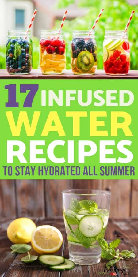 infused water: Find the best infused water recipes to help you keep hydrated and healthy in the summer, while exercising, or any time you feel thirsty!