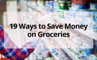 19 Ways to Save Money on Groceries