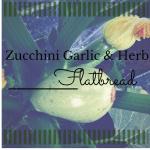 Zucchini Garlic Herb Bread