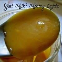 Cajeta- Goat Milk Caramel Sauce