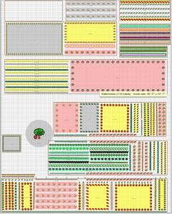 GrowVeg Full Garden Plan
