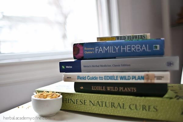 Learn herbal medicine with this introductory online herbal course!