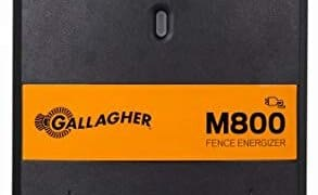 Gallagher Electric Fence Energizer 90 Miles/520 Acres