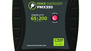 Patriot Electric Fence Energizer, 3.5 Joule