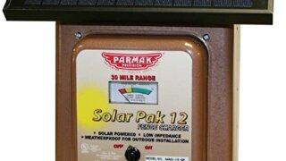 Parmak Magnum Solar-Pak 30 Mile Range Electric Fence Charger