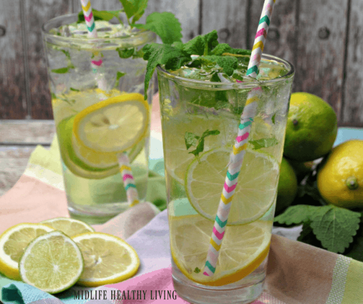 Lemon Balm Water Recipe