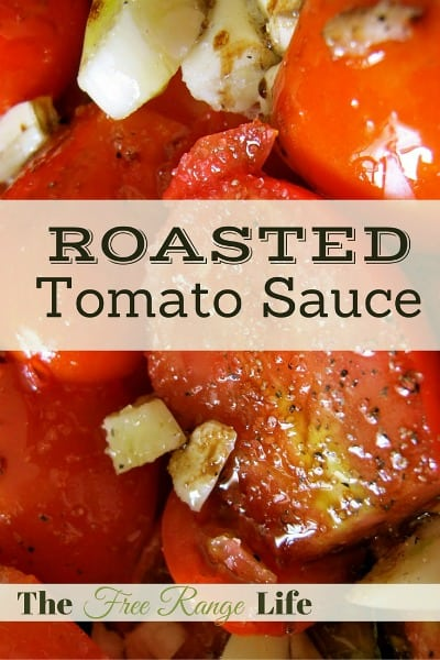Roasted Tomato Sauce(1)