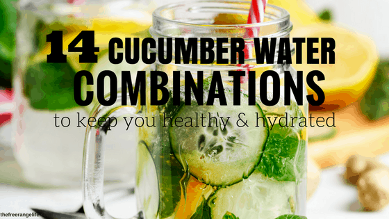 14 Cucumber Water Recipes and Combinations