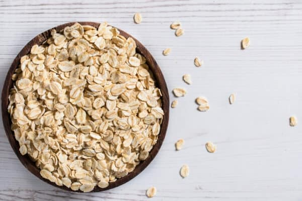 frugal foods: oats