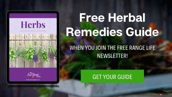free herbal remedies guide
