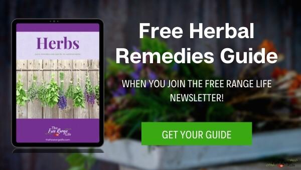 free herbal remedies guide