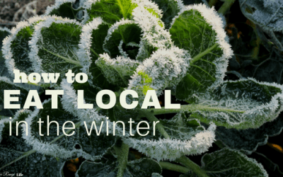 How to Eat Local in the Winter