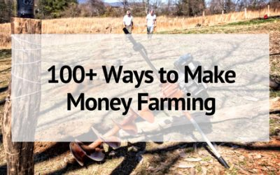 100+ Ways to Make Money Farming You'll Wish You'd Known Sooner!
