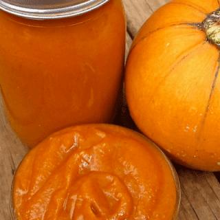 Spiced Pumpkin Butter
