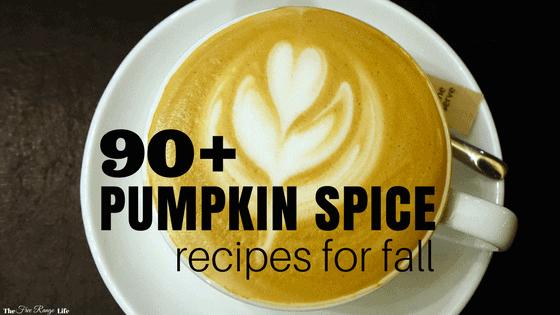 90+ Pumpkin Spice Recipes for Every Taste