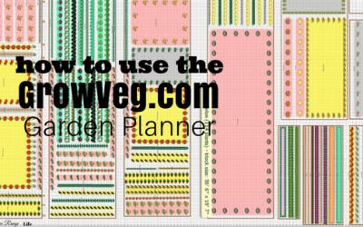 GrowVeg.Com Garden Planner