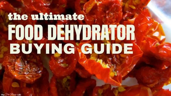 Best Food Dehydrators Buying Guide
